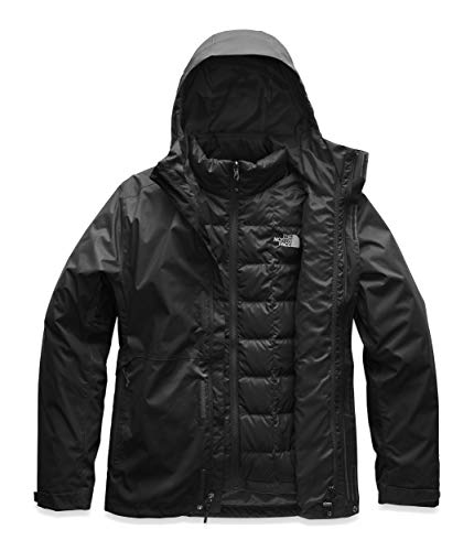 The North Face Altier Down Triclimate Jacket TNF Black/TNF Black SM