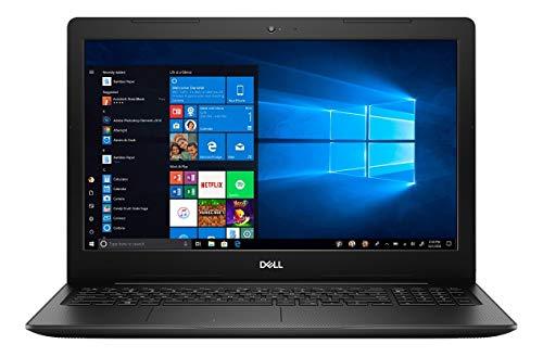 Latest_Dell Inspiron 15 3000 Laptop, 15.6' Touch-Screen, Intel Core i3-8145U Processor, 8GB RAM, 256GB SSD, Numeric keypad, Media Card Reader, USB 3.1 2×USB, Windows 10, Black