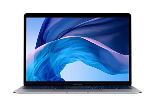 Apple 13.3 inches MacBook Air Retina display, 1.6GHz dual-core Intel Core i5, 256GB - Space Gray (Renewed)