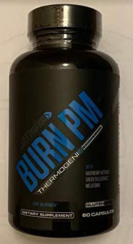 Burn PM Thermogeni Fat Burning System 60 Capsules