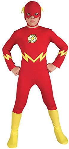 Rubie's Justice League The Flash Child's Costume, Small