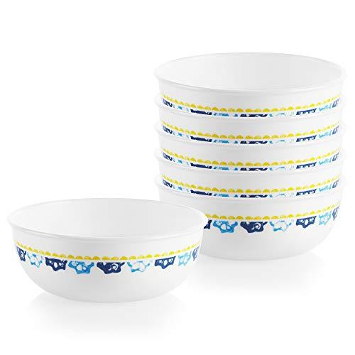 Corelle Chip Resistant Dinnerware Set, 6-Piece, Boho Daydream