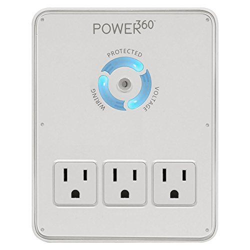 Panamax P360 Dock 6-Outlet Wall Tap/Charging Station