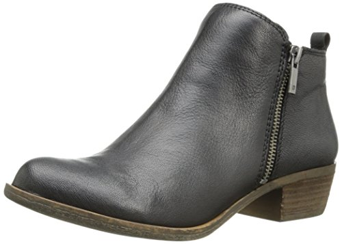 Lucky Brand womens Basel boots, Black 03, 8.5 US