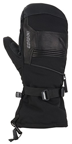 Gordini Men's Standard Gore-Tex Storm Trooper Mitten, Black, Large