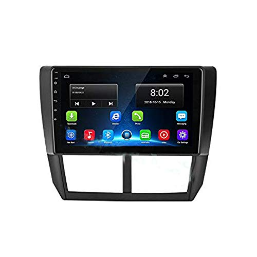 2+32GB 9' Car Android 9.1 Stereo for Subaru Forester Radio DVD GPS Navigation Head Unit