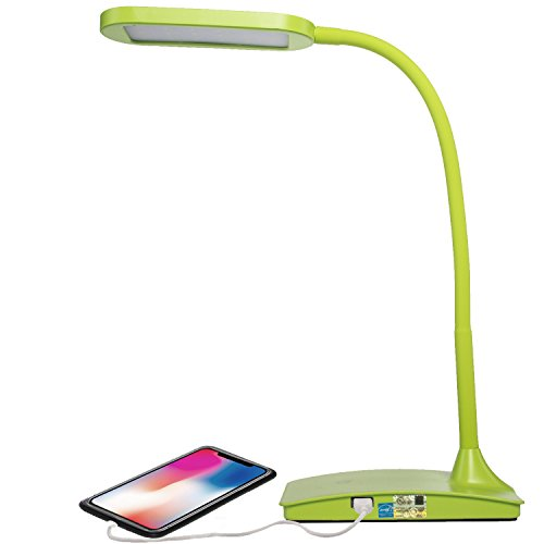 USB LED Desk Lamp (Green)