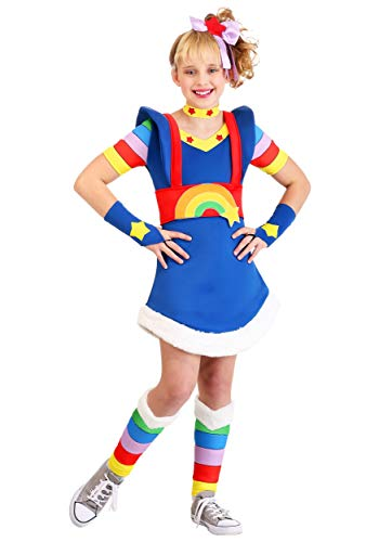 Rainbow Brite Costume for Girl's X-Large