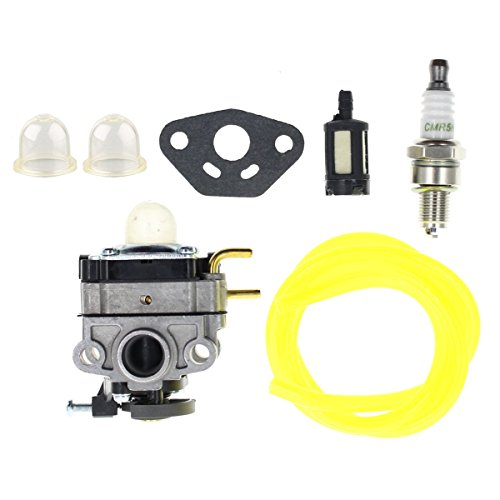 Carbhub TB4BP Carburetor for Troy-Bilt TB4BP TBP6160 TB4BPEC Backpack Blower 753-05676A Carburetor