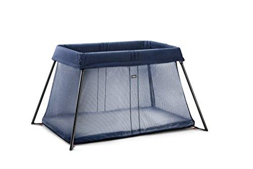 BABYBJÖRN Travel Crib Light, Dark Blue