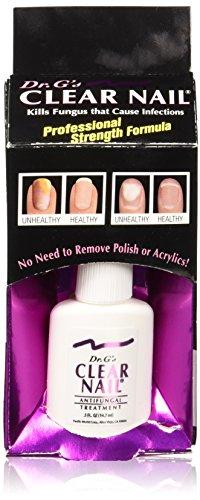 Dr. G's Clear Nail Antifungal Treatment, 0.5 Fluid Ounce