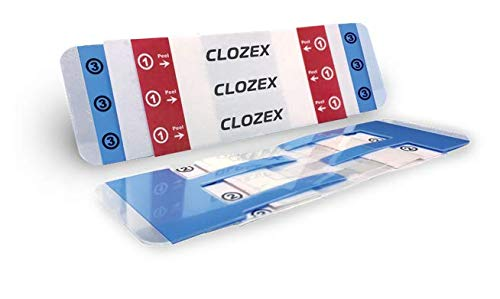"""Clozex Emergency Laceration Kit (LK0140) - for Wounds up to 1.5"""". Close Wounds Without Stitches with This Surgical-Grade Skin Closure Device. Life Happens, Be Ready!"""