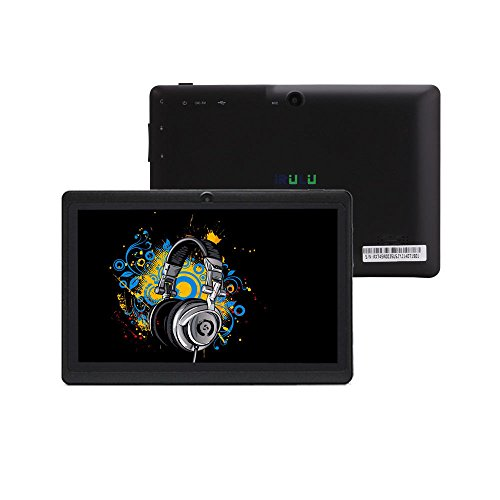 Irulu Expro X1 7' Google Android Tablet Pc Hd Screen Quad Core 8GB Black