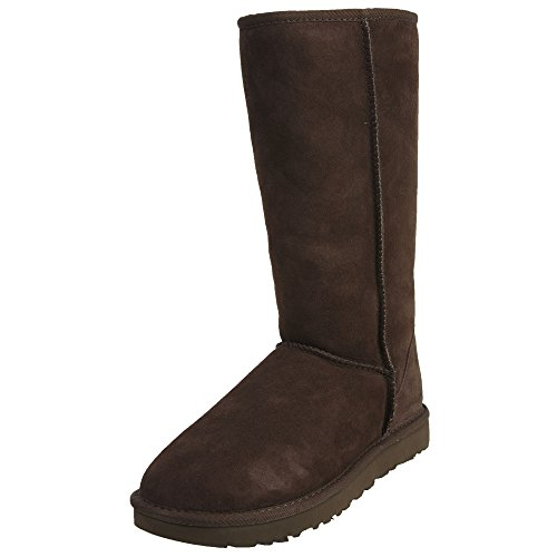UGG Women's Classic Tall II Boot, Chocolate, 11