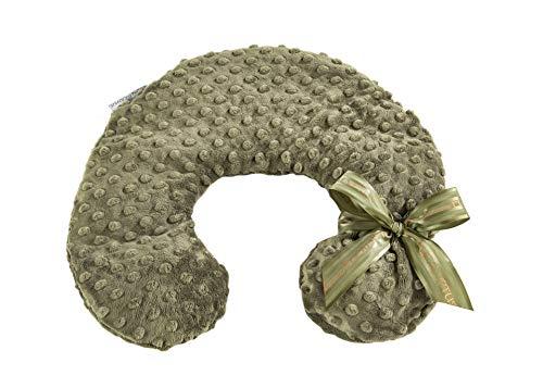 Sonoma Lavender Heated Luxury Spa Neck Pillow - Eucalyptus