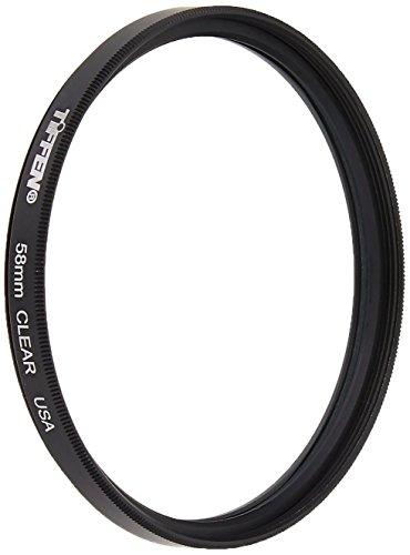 Tiffen 58CLR 58mm Clear Filter