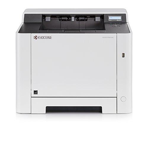 KYOCERA 1102RD2US0 ECOSYS P5026cdw Color Laser Printer up to 22 ppm. Standard 1200dpi, Wireless & Wi-Fi Direct capability, 512 MB Memory, USB, 2 Line LCD Screen, High-speed Gigabit Ethernet Interface