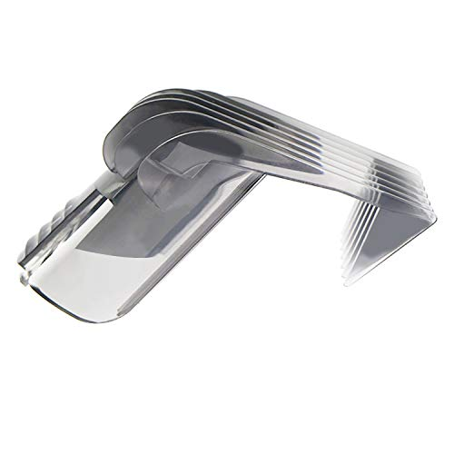 WuYan Replacement Hair Clipper Comb Compatible for Philips QC5105 QC5115 QC5120 QC5125 QC5130 QC5135
