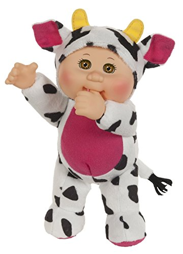 Cabbage Patch Kids Clara Cow Cutie Baby Doll, 9'
