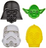 W&P Cookie Cutters, One Size, Star Wars