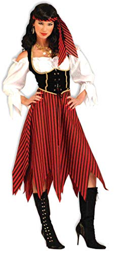 Forum Women's Costume, Multi Colored, Large