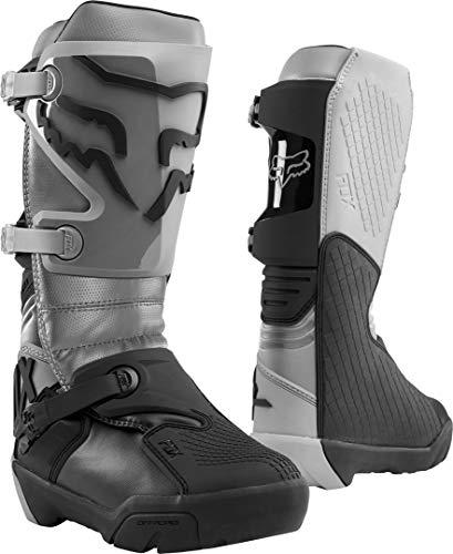 Fox Racing Mens COMP X Motocross Boot,Grey,11