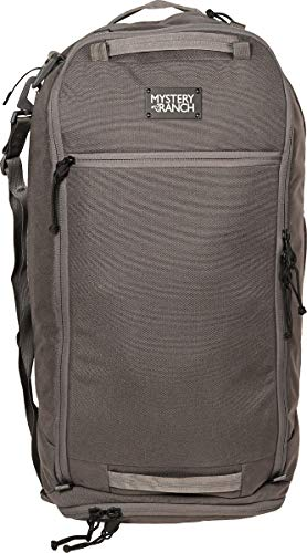 MYSTERY RANCH Mission Duffle Bag - Waterproof Luggage for Travel Bag, Shadow 1000, 55L