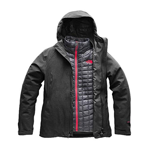 The North Face Thermoball Triclimate Jacket TNF Dark Grey Heather SM