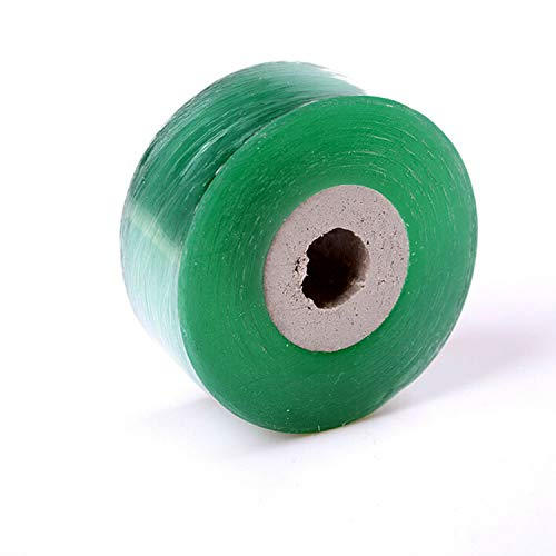 TD Gardening Biodegradable Grafting Tape - Single Roll | Waterproof Tape for Garden Grafting and Budding | for Plants, Fruit Tree Branches, Stems, and More