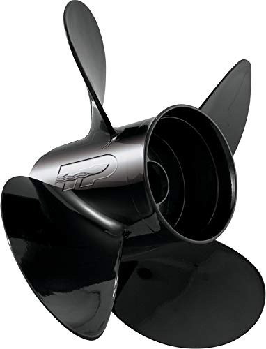 Turning Point Propeller 21501530 Aluminum Hustler Propeller with 4.75' Gear Case (90-300+ hp LE1515)