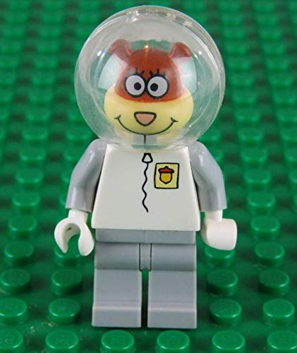 Sandy Cheeks (Astronaut) - LEGO Spongebob Squarepants