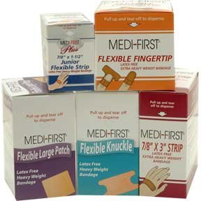 MFASCO Medifirst Bandage Refill Pack for First Aids Kits