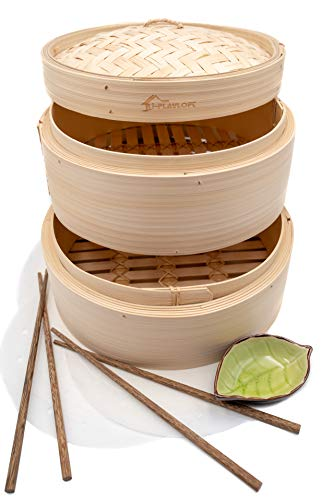 Updated List Of Top 10 Best Bamboo Steamer Adapter Ring