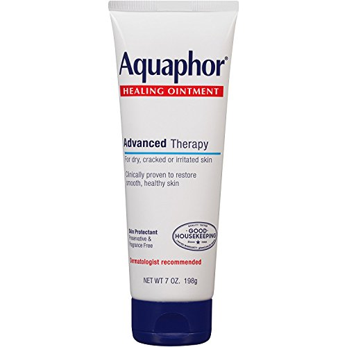Aquaphor Healing Ointment 7 Ounce Tube (207ml) (2 Pack)