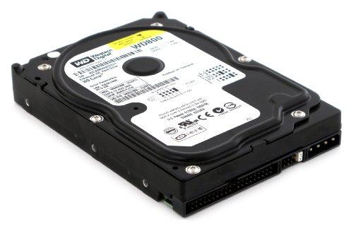Western Digital 80GB Hard Drive HDD 3.5 in 7200RPM IDE PATA WD800 WD800BB-00JHC0