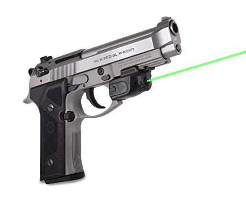 LaserMax Lightning Rail Mounted Laser (Green) GS-LTN-G With GripSense