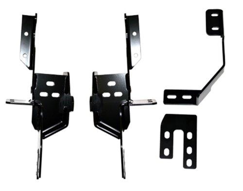 WARN 90155 Gen II Trans4mer Mid-Frame Mounting Kit, Fits: Ford Super Duty (2011-2016)