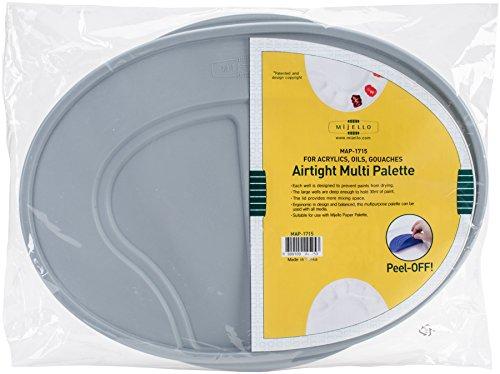 Martin Universal 14.2'X10.2'X1.2' Mijello Peel-Off Multi-Purpose Palette