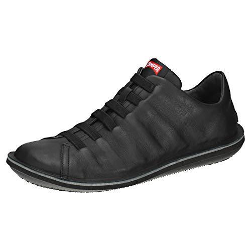 Camper Men's Beetle 18751 Sneaker, Black, 43 M EU (10 US)