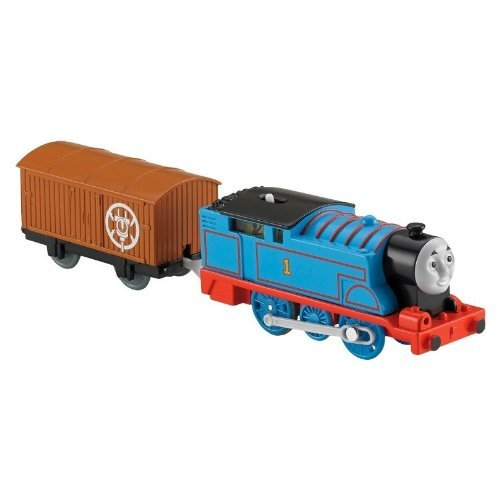 Thomas & Friends Exclusive Trackmaster Light-Up Thomas Sodor Blackout