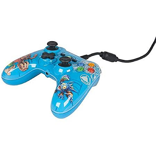 Skylanders Giants Minipro Ex Wired Controller for Xbox 360 - Blue