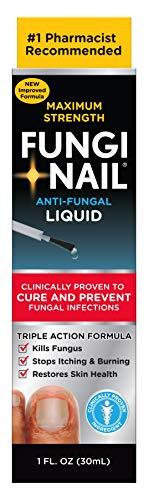 Fungi-Nail, Anti-Fungal Solution, 1 Ounce