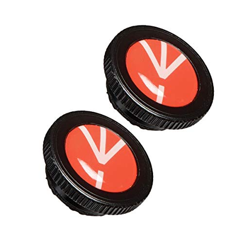 Manfrotto 2 Pack Round Quick Release Plate for Compact Action Tripods