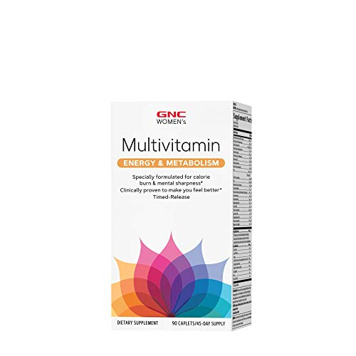 GNC Women's Multivitamin Energy & Metabolism