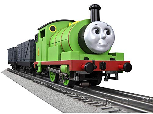 Lionel Trains - Thomas & Friends Percy LionChief Set with Bluetooth, O Gauge