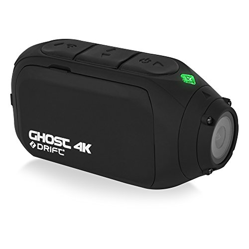 Drift Ghost 4K Action Camera - Motorcycle Camera/Clone Mode/DVR/Video Tagging/WiFi (Drift Ghost 4K Action Camera - Motorcycle Camera)