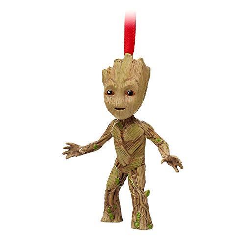 Marvel Disney Groot Sketchbook Ornament - Guardians of The Galaxy, Vol. 2