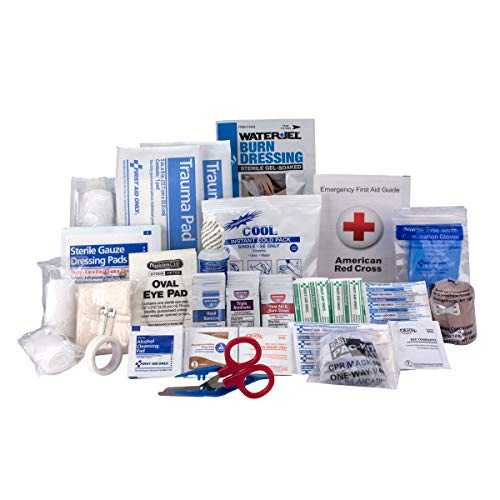 First Aid Only 90617 ANSI 2015 Compliant 50 Person Class A+, First Aid Kit Refill