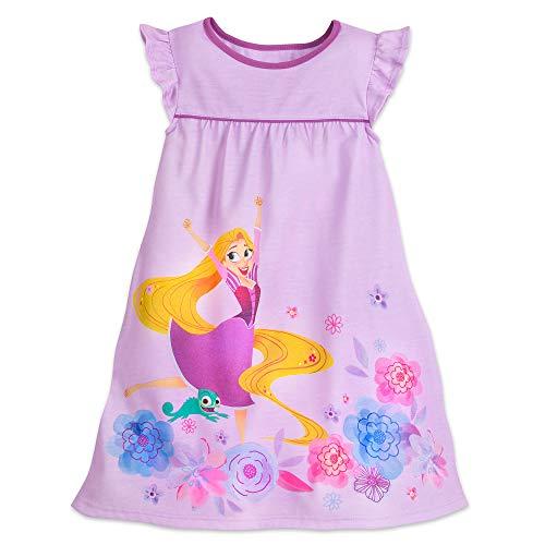 Disney Rapunzel Nightshirt for Girls Size 4 Multi