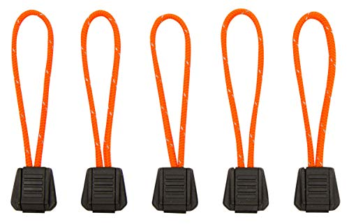 Exotac Tinderzip Zipper Pull Orange